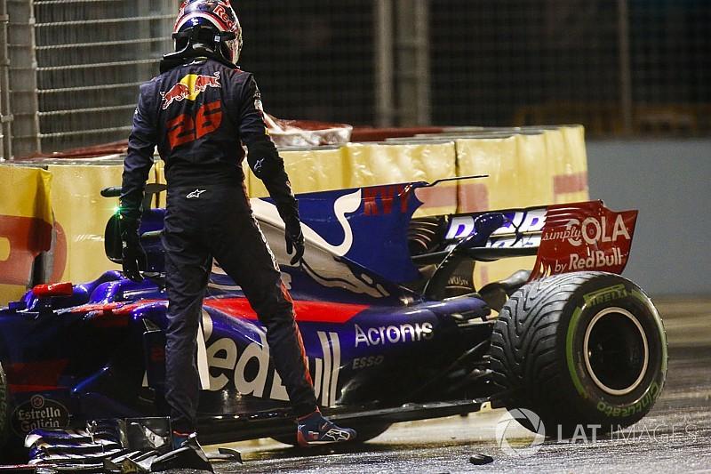 Найголовніші події сезону Ф1: 10 — звільнення Квята з програми Red Bull