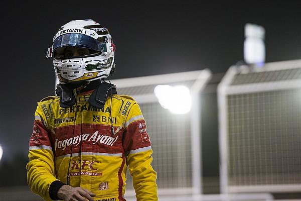 Джовінацці, Марчелло і Чекотто візьмуть участь у тестах GP2