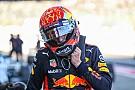 Verstappen tiene clara la solución a las salidas de pista: hierba o gravilla