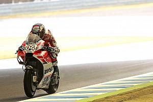 MotoGP Prove libere Motegi, Libere 2: Dovizioso risponde presente, Marquez cade