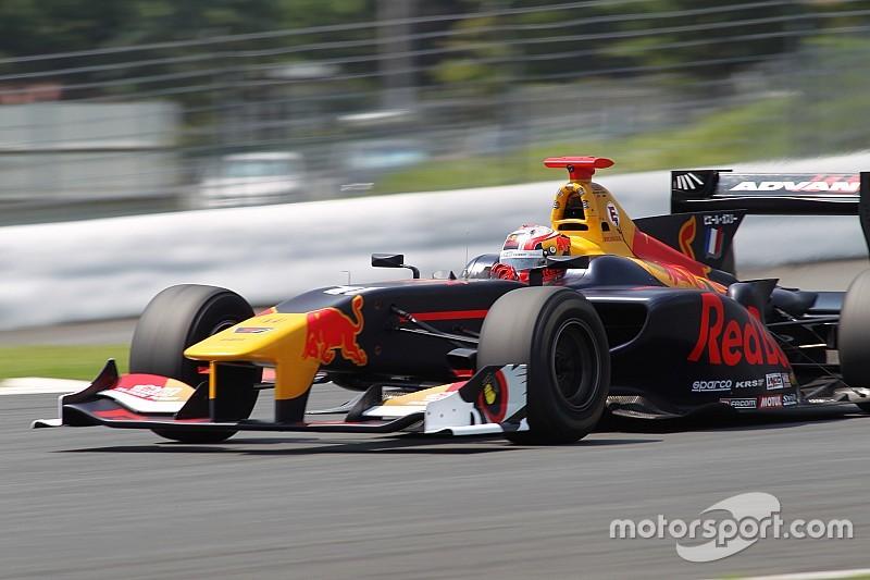 Гасли расстроило отставание Honda от Toyota в Суперформуле