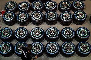 Формула 1 Новость Mercedes и Ferrari выбрали разные шины для этапа в Малайзии