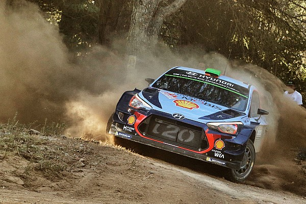 Paddon crushed after