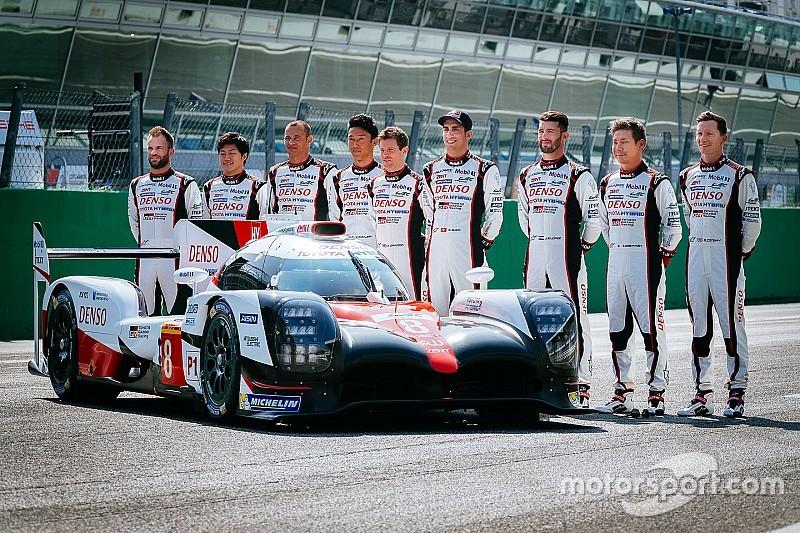 Toyota ajuste son line-up pour Le Mans