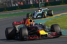 Verstappen surprised by Red Bull race pace