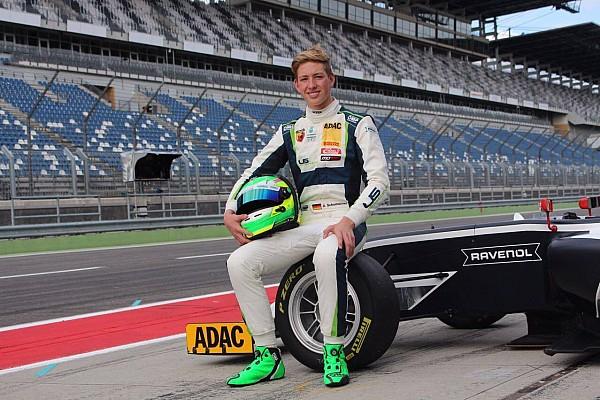 Ralf Schumacher's son David makes F4 jump in 2018