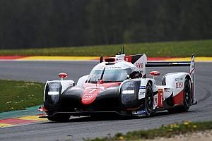 WEC Reporte de prácticas Toyota supera a Porsche en la primera práctica