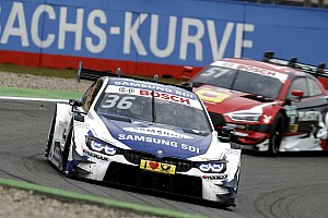 DTM Trainingsbericht DTM 2017 in Hockenheim: BMW-Bestzeit im 3. Training