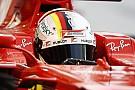 Sebastian Vettel über Ferrari in der F1 2017: