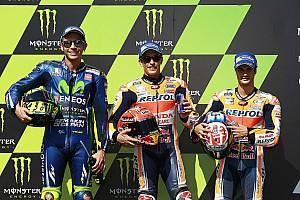 MotoGP Résultats La grille de départ du GP de République Tchèque MotoGP