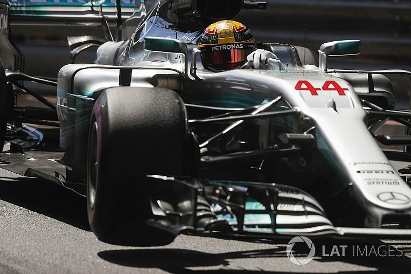 Mercedes defiende los beneficios de su distancia entre ejes para Mónaco