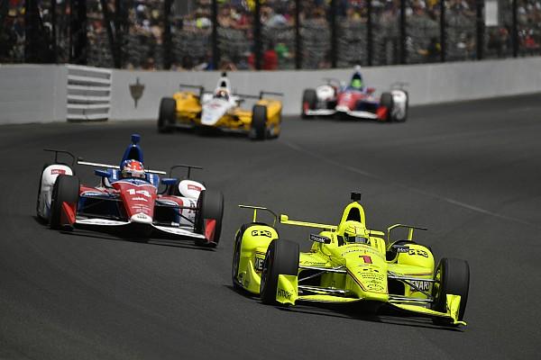 IndyCar Pagenaud espère que l'Indy 500 ne sera pas qu'une affaire d'aspiration