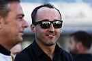 Kubica ai test di Yas Marina: accordo vicino con Williams per il 2018