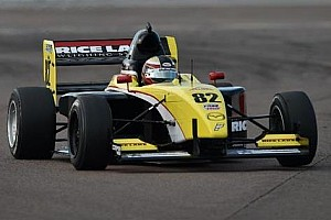 Pro Mazda Race report Telitz ties championship lead with fifth win