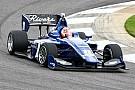 Ed Jones takes Indy Lights pole at Barber