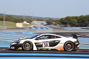 Blancpain Endurance Race report Factory driver Rob Bell takes Blancpain GT points lead after Paul Ricard victory