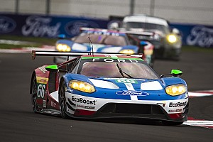 WEC Preview Ford GTs to Race in Double Header at Circuit of the Americas in Texas