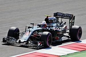 Formula 1 Qualifying report Button start from P3 tomorrow !