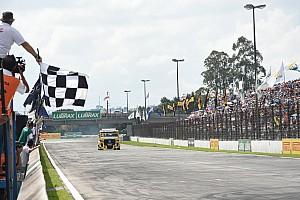 Fórmula Truck Relato da corrida Felipe Giaffone vence em Curitiba e dispara na Fórmula Truck