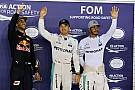 新加坡大奖赛排位赛:罗斯伯格200场大奖赛轻取杆位