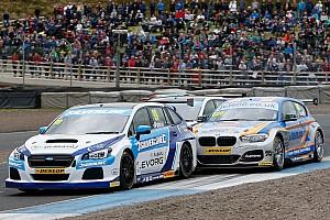 BTCC Breaking news Subaru team responds to ongoing BTCC engine equivalency debate
