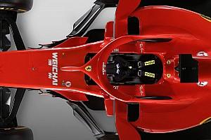 Формула 1 Самое интересное Новая машина Ferrari: SF71H в деталях