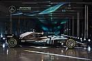 In beeld: De nieuwe Mercedes F1 W09