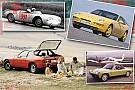 Automotive Vierzylinder von Porsche