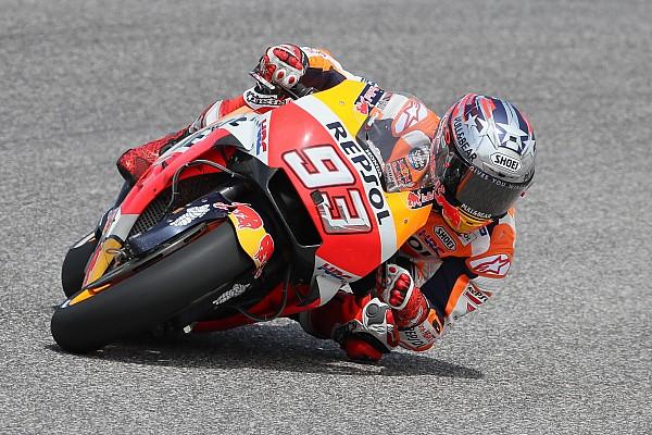 MotoGP Antrenman raporu MotoGP Austin: Üçüncü antrenmanda lider Marquez
