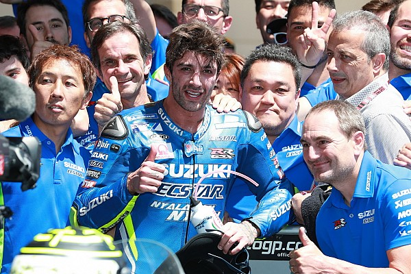 """Iannone was """"about to explode"""" before Austin podium"""