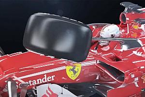 Formule 1 Analyse Video-analyse: Zo sterk is de halo op de F1-wagens