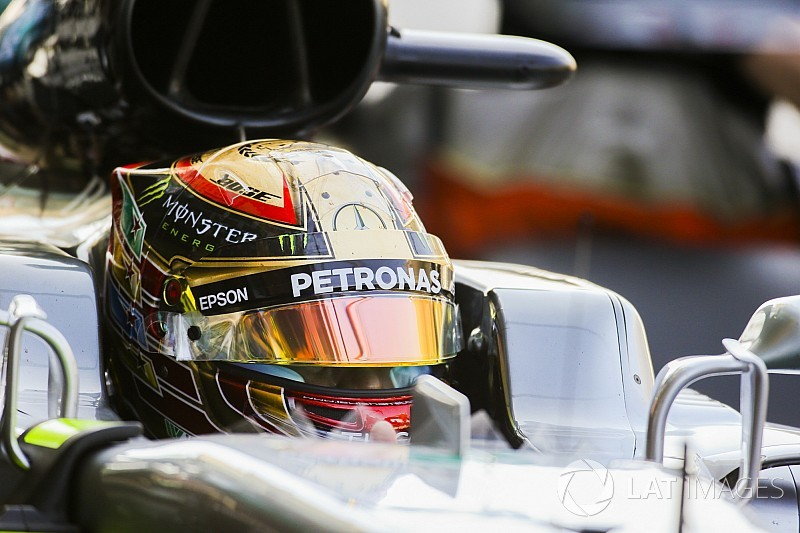Hamilton expects to continue in F1 until 2020