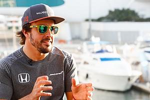 F1にWECにデイトナ……多忙のフェルナンド・アロンソ、今の心境を語る