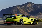 WEC GALERÍA: Aston Martin presenta el  Vantage GTE 2018