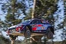 WRC Neuville salva una plaga de abandonos y lidera tras la primera etapa en Portugal
