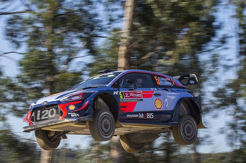 WRC Portugal: Neuville slaat dubbelslag