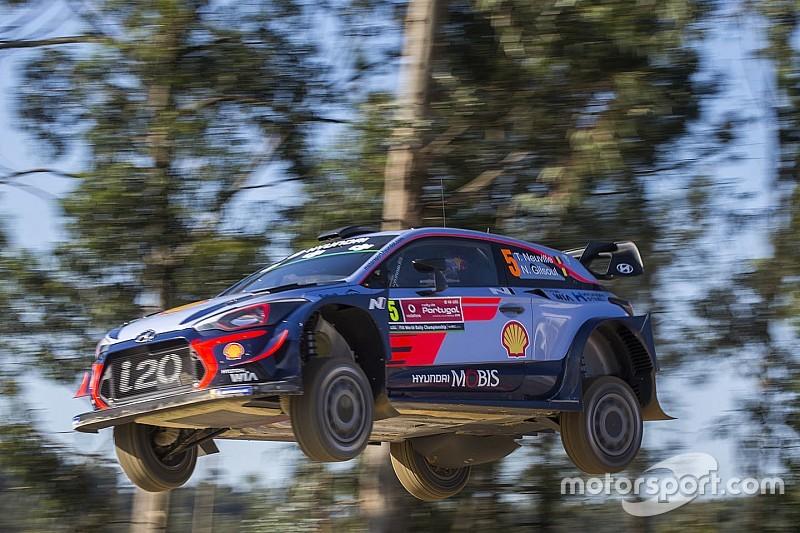 WRCポルトガル最終日:ヌービル40秒差勝利。ラッピが最終SS最速