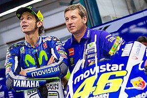 Bagaimana rasanya bekerja dengan Valentino Rossi?