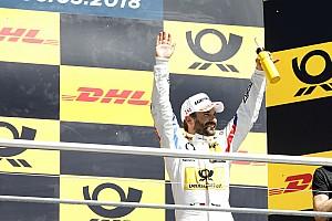 DTM Motorsport.com hírek Glock: a futamot én nyertem, de a DTM a győztes