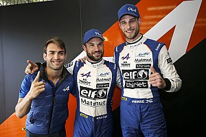 WEC Réactions En pole à Spa, Alpine