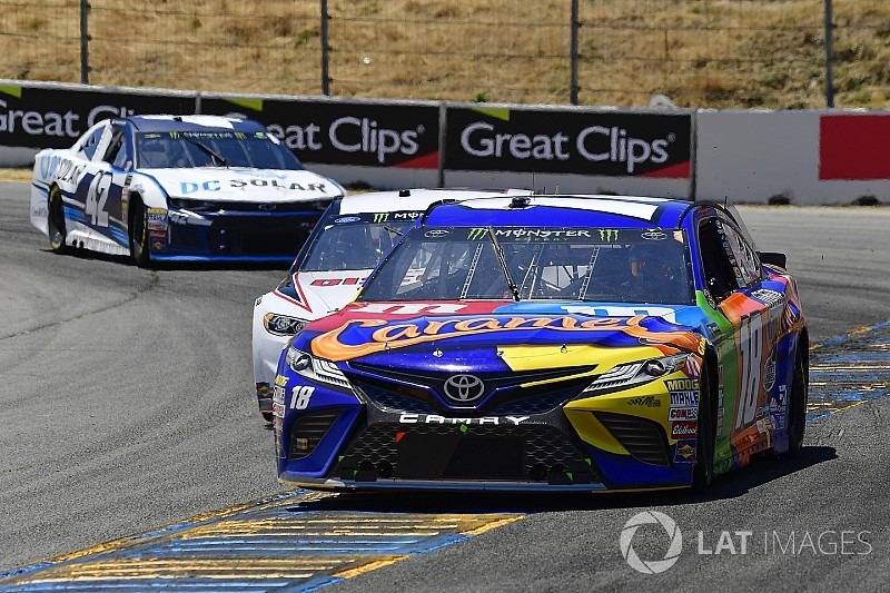 NASCAR Mailbag: Why the Camry isn't going anywhere
