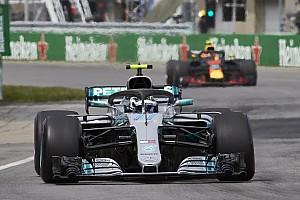 Formule 1 Actualités Bottas avoue avoir frôlé la panne sèche au Canada