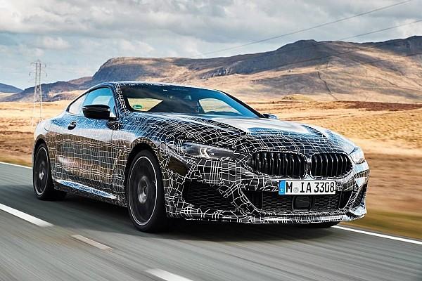 Auto Actualités BMW Série 8 - La puissance de la M850i xDrive révélée!