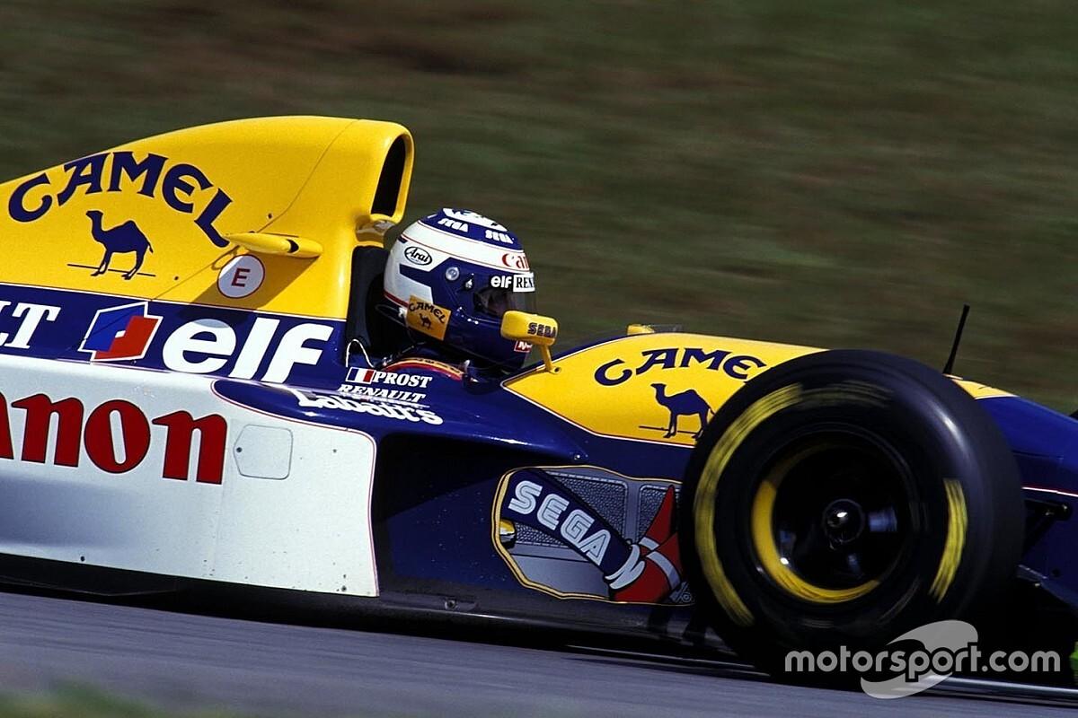 25 років тому Прост став чотириразовим чемпіоном Формули 1