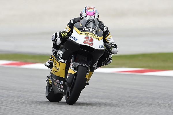 Por resultados, MotoGP nega entrada de suíço em 2018