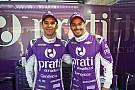 Prati confirma Pizzonia e Campos para temporada 2018