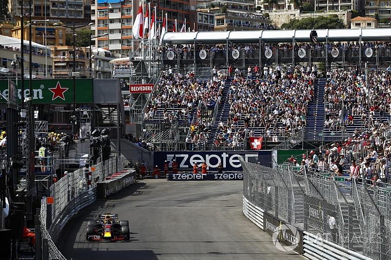 Live: Follow the Monaco GP as it happens