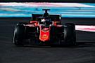FIA Fórmula 2 Russell logra el mejor tiempo en el día final de pruebas de F2 en Paul Ricard