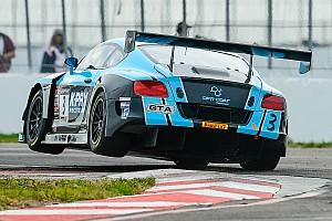 PWC Race report VIR PWC: Joy and despair for K-PAX Bentley in GT SprintX Race 1