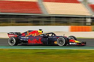 Formule 1 Résumé d'essais Barcelone, J1 - Ricciardo termine en tête, la météo met le paddock KO